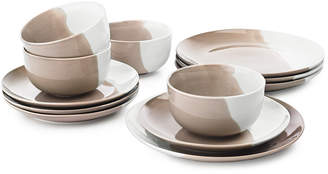 The Cellar Color 12-Pc. Dinnerware Set, Service for 4