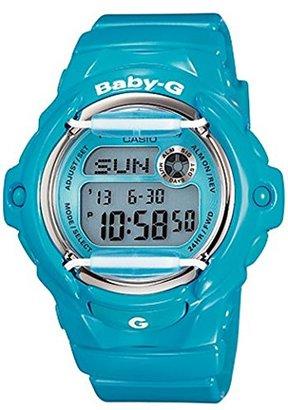 Casio (カシオ) - [カシオ] CASIO 腕時計 BABY-G ベイビーG カラーディスプレイ Color Display BG169R-2B レディース 海外モデル [逆輸入品]
