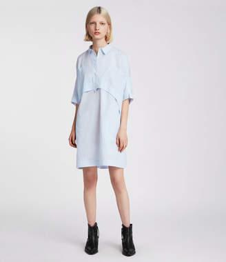 AllSaints Tara Shirt Dress