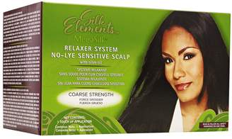 Silk Elements Olive Oil No-Lye Course Relaxer