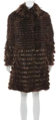 Cassin Sherry Fur Coat