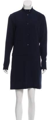 Nomia Long Sleeve Mini Dress