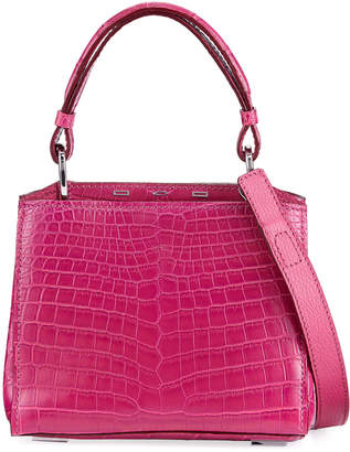 VBH Seven 20 Cocco Alligator Top-Handle Bag