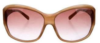 Missoni Oversize Gradient Sunglasses