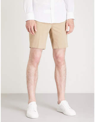 Ralph Lauren Purple Label Knightsbridge slim-fit stretch-cotton shorts