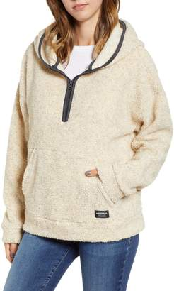 UNIONBAY Union Bay Regina Fleece Quarter Zip Pullover