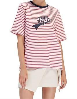 The Fifth Label Adventure Stripe T-Shirt