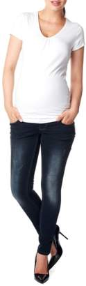 Noppies 'Britt' Over the Belly Skinny Maternity Jeans