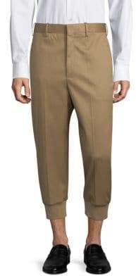 Neil Barrett Rib Cuff Slouchy Pants