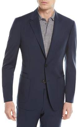 Z Zegna Wash-and-Go Two-Piece Wool Suit