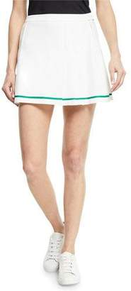 Tory Sport Tech Twill Pleated Tennis Skirt