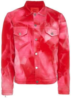 424 x Armes bleach trucker jacket