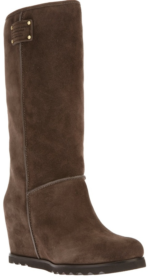 Marc by Marc Jacobs mid-calf boot