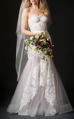 Temperley London Bridal Eliza Corset Dress