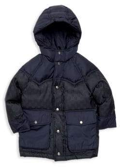 Gucci Baby Boy's Cabin Down Jacket