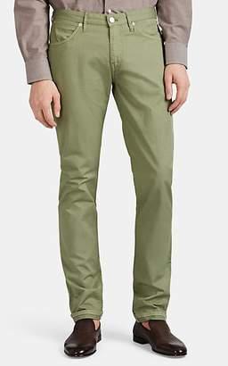 PT05 Men's Super-Slim 5-Pocket Jeans - Olive