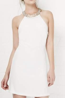 MLV Halter Sequin Dress