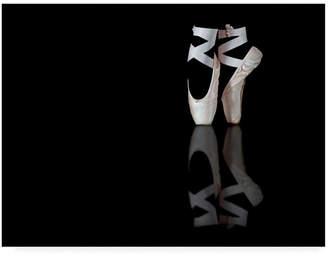 "Pauline Pentony Ma Ballet Shoes Canvas Art - 37"" x 49"""
