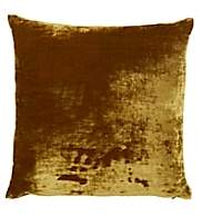 Aviva Stanoff Velvet Pillow - Gold