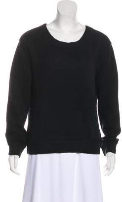 Inhabit Crew Neck Knit Sweater