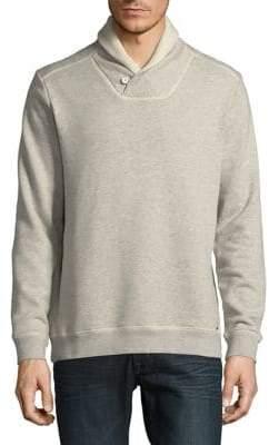 Tommy Bahama Shawl Collar Cotton Sweater