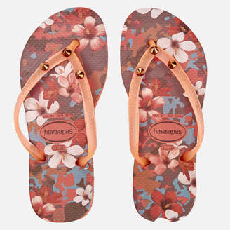 Havaianas Kids' Slim Style Flip Flops