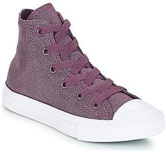 e1959ac0ec95 Kids Purple Converse - ShopStyle UK