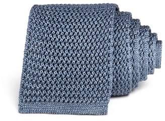 Ledbury Basic Knit Skinny Tie