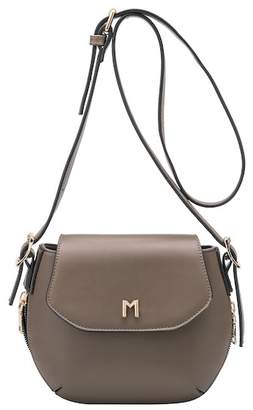 Melie Bianco Lyla Vegan Leather Crossbody Bag