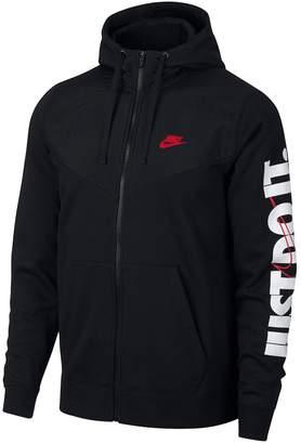 Nike Men's Full-Zip Fleece Hoodie