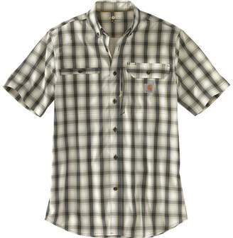 Carhartt Force Ridgefield Plaid Shirt - Men's