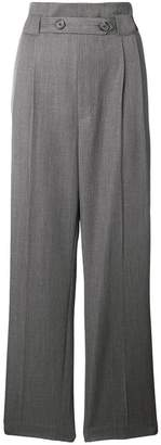 Helmut Lang Pull On Gabardine trousers