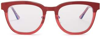 Marni D-frame blended glasses