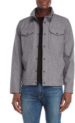 Levi's Softshell Trucker Jacket