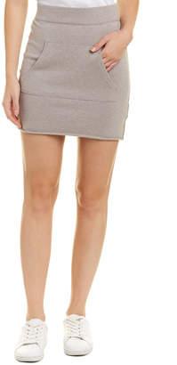 N:Philanthropy Philanthropy Tropica Silk-Blend Mini Skirt