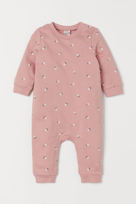 H&M Cotton Overall - Pink