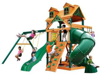 Gorilla Playsets Mountaineer Extreme Swing Set