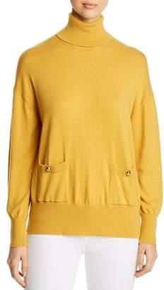 Kate Spade Merino Wool Turtleneck Sweater