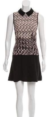 Marc Jacobs Sleeveless A-Line Dress
