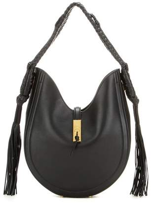 Altuzarra Ghianda Bullrope Hobo leather shoulder bag