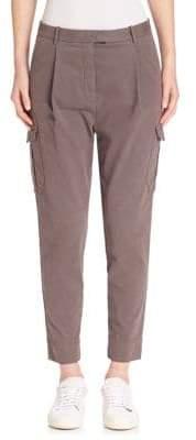 Eleventy Solid Cargo Pants