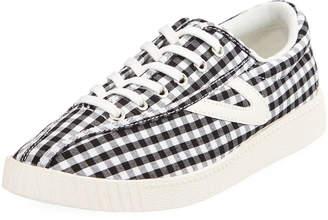 Tretorn Nylite 4 Plus Gingham Sneakers