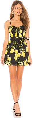 L'Academie The Harlow Mini Dress