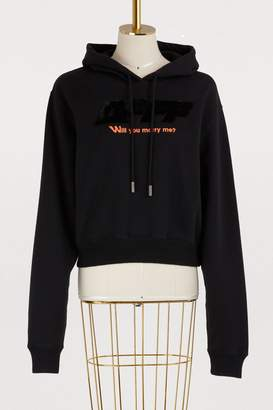 Off-White Off White Modern Obstacles sweatshirt