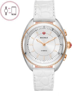 Michele Hybrid Tracker Smart Watch, 38mm