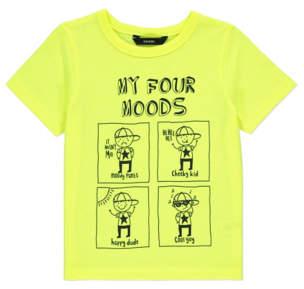 George Neon Printed T-shirt