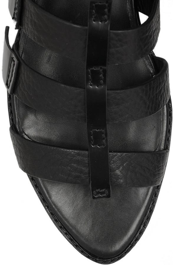 Alexander Wang Saskia leather gladiator sandals