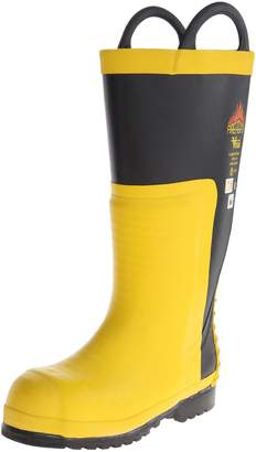 Viking Footwear Men's Firefighter Chainsaw Boot