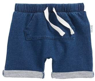 miles baby Denim Look Shorts