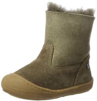 Naturino Unisex Babies 4676 Walking Baby Shoes Beige Size: 3UK Child